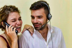 שיפור השירות במוקד טלפוני