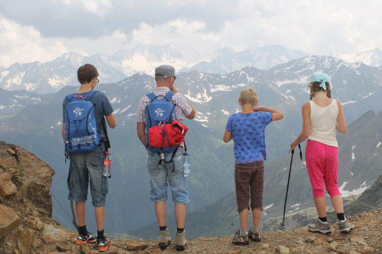 נופשים בחגים: היעדים המומלצים לטיול עם הילדים